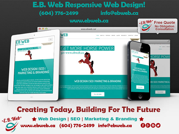 ***Web Design*** Bringing A Complicated World Down To Earth --ebweb.ca